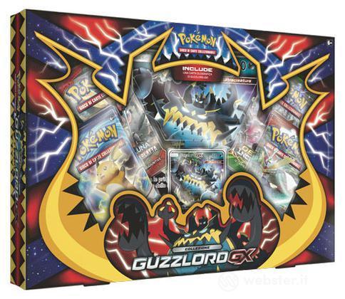 Pokemon Set Guzzlord - GX
