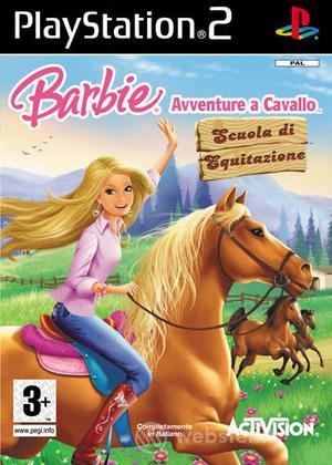 Barbie Avventure A Cavallo S.Equitazione