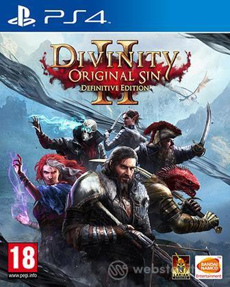 Divinity Original Sin II Definitive Ed.