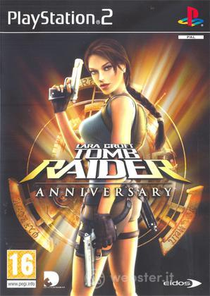 Tomb Raider Anniversary Special Edition