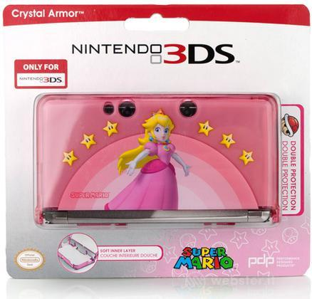 3DS Super Mario Crystal Armor Peach PDP
