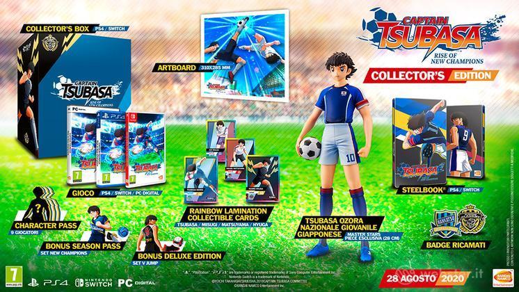 Captain Tsubasa:Rise of New Champions CE