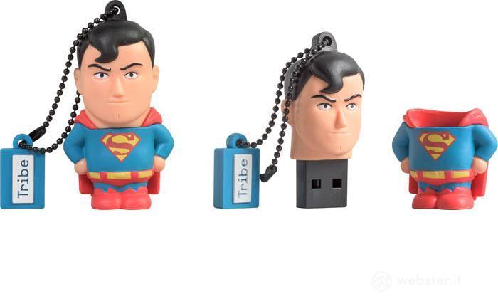 TRIBE USB Key Dc Superman 16Gb