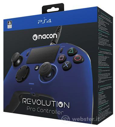 NACON Ctrl Revolution Blu PS4