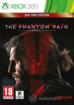 Metal Gear Solid V The Phantom Pain D1