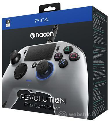NACON Ctrl Revolution Silver PS4
