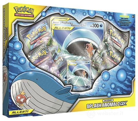 Pokemon Coll.Splash Anomalo GX Box