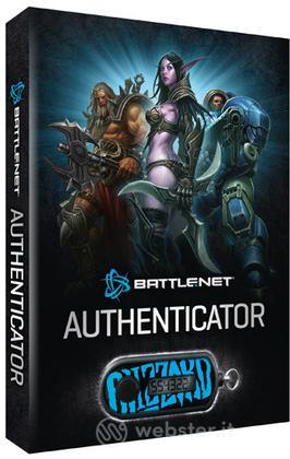 Blizzard Authenticator Kit
