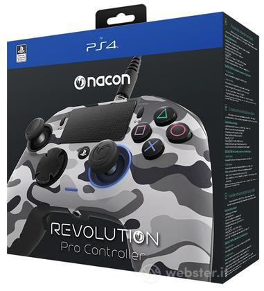 NACON Ctrl Revolution Camogrey PS4