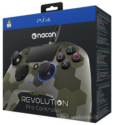 NACON Ctrl Revolution Camogreen PS4