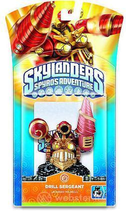 Skylanders Drill Sergeant