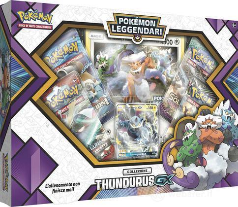 Pokemon GX Coll.Legg.Thundurus/ Tornadus