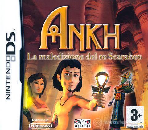 Ankh La Maledizione del Re Scarabeo