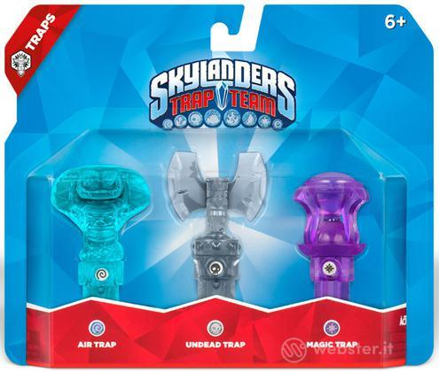 Skylanders Trap Triple Pack 3 (TT)