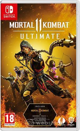 Mortal Kombat 11 Ultimate (CIAB)