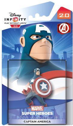 Disney Infinity 2 Captain America