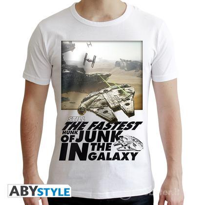 T-Shirt Star Wars - Millennium Falcon M