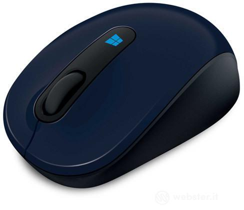 MS Mobile Mouse Sculpt Wool Blue