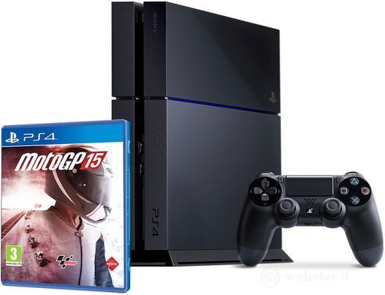 Playstation 4 + Moto Gp 15