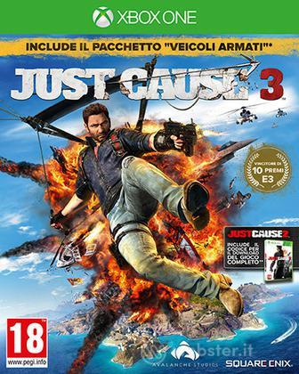 Just Cause 3 D1 Edition