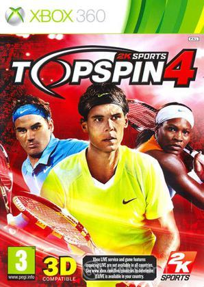 Top Spin 4 (UK)