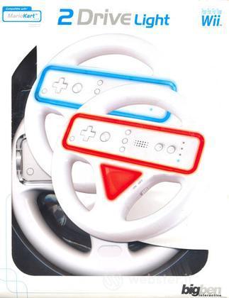 WII Drive Pack Light 2 (2 Volanti)Bigben
