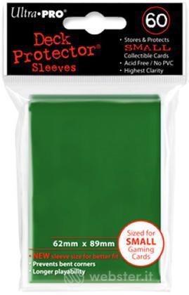 ULTRA PRO Bustine Mini Verde 60pz