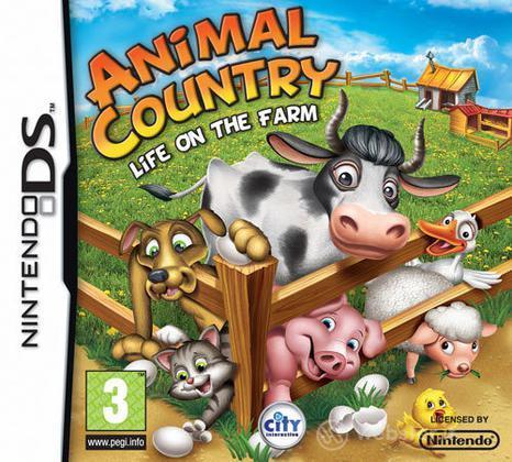 Animal Country - Vita Nella Fattoria