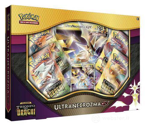 Pokemon SM7.5 Trionfo Draghi U.Necroz.GX
