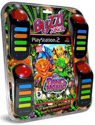 Buzz Junior Dino Mania + Buzzer
