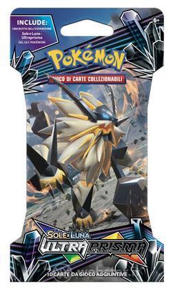 Pokemon Ultraprisma busta Paper Sleeve