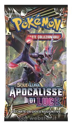 Pokemon Apocalisse di Luce busta