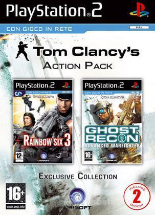 Rainbow Six 3 + Ghost Recon Advanced W.