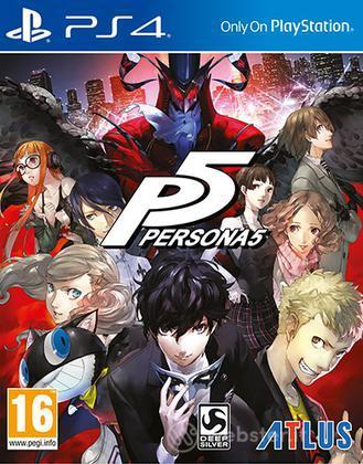 Persona 5 Standard Edition