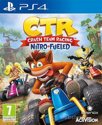 Crash Team Racing: Nitro-Fueled