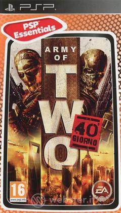 Essentials Army Of Two The 40th Day