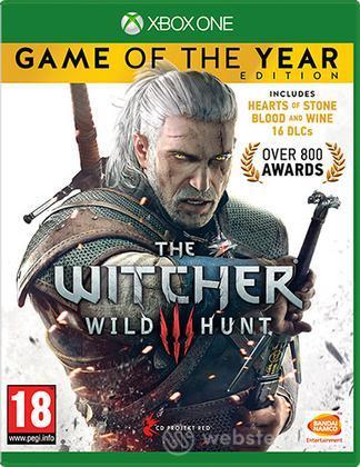 The Witcher 3 Wild Hunt GOTY Ed.
