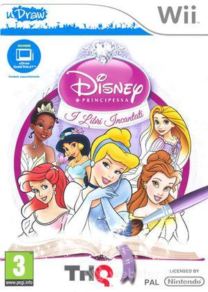 Disney Principes. Libri Incantati- uDraw