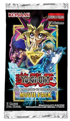 Yu-Gi-Oh! Dark Side of Dimensions Buste