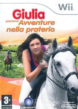 Giulia Passione Avventure Nella Prateria