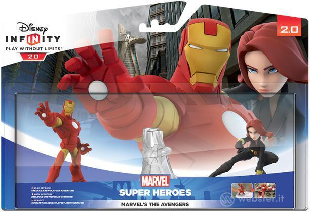 Disney Infinity 2 PlaysetPack Avengers