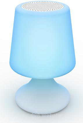 BB Speaker Bluetooth Color Light