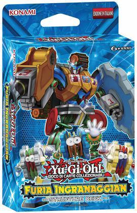 Yu-Gi-Oh! Str. Deck Furia Ingranaggian