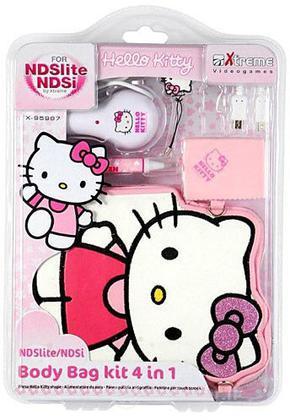 NDSLite Hello Kitty Body Kit - XT