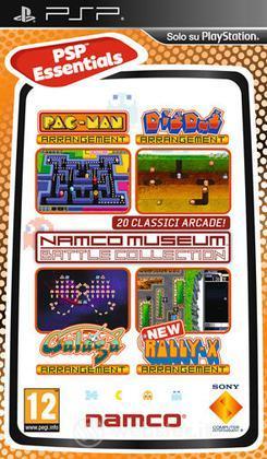 Essentials Namco Museum Battle Coll.