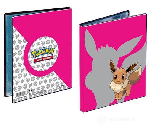 ULTRA PRO Pokem.Eevee Album Portf.4T10P