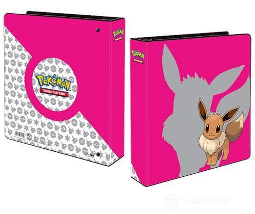 ULTRA PRO Pokemon Eevee Album Grande