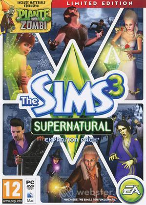 The Sims 3 Supernatural Limited Ed.