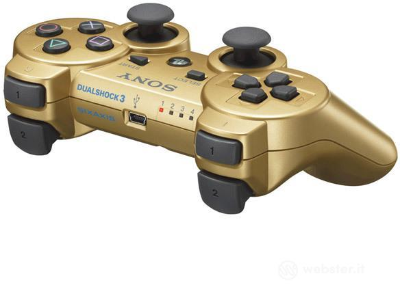 Sony Controller Dualshock 3 Gold PS3