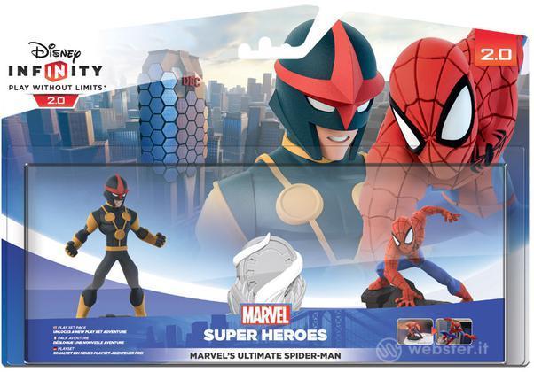 Disney Infinity 2 PlaysetPack Spiderman